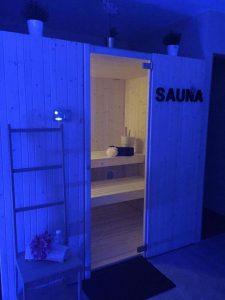 Sauna - Le Jardin de la Beaute